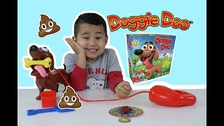 Doggie Doo Game | Mommy vs Son Challenge, Family Fun Games by Goliath
