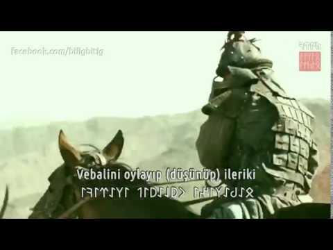 Kürşat ve 40 Yiğit Türk - Kurmanbek (Manas - Kırgızistan ) Türkçe Alt Yazı 720P