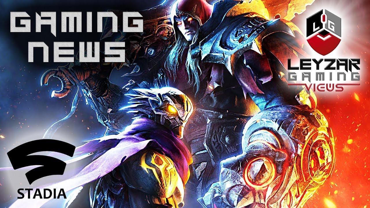 Gaming News Darksiders Genesis Baldur S Gate 3 On Google Stadia