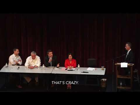 Will Haskell Talks Gun Violence Prevention