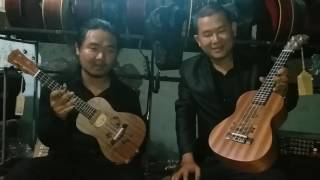 Test ukulele gỗ 650.000d - Shop Guitar ND