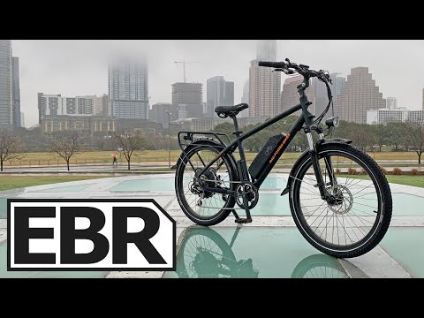 Rad Power Bikes RadCity 4 Review - $1.5k