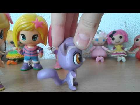 Куклы Pinypon / История с игрушками \