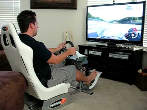 Playseat Evolution Simulation Chair Youtube