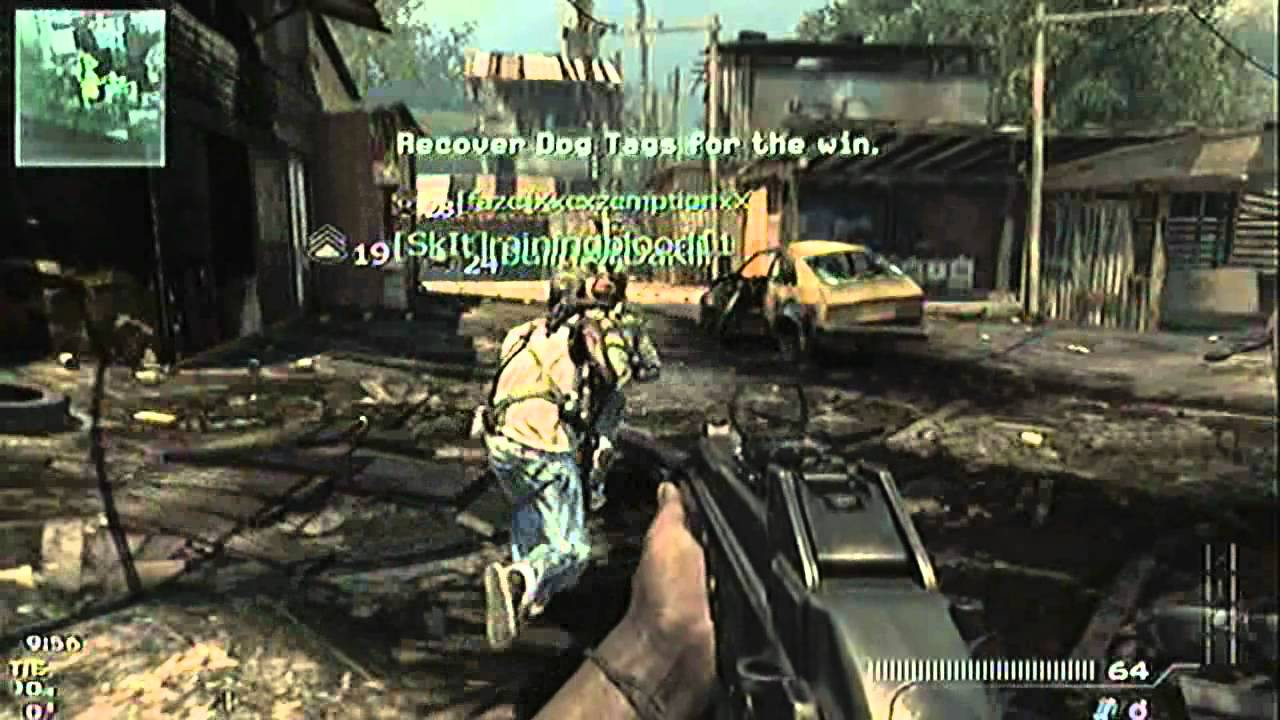 Wouldyoukindly.com – More MW3 multiplayer details reportedly ...