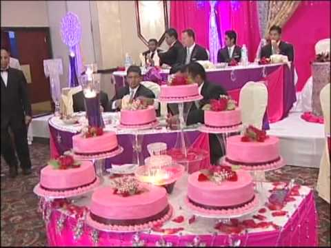 toronto-gigantic-wedding-cake-|-indian-wedding-reception-at-la-suhaag-banquet-hall-brampton