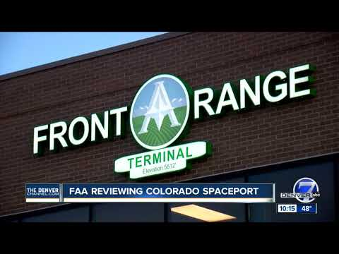 Denver metro may soon be the gateway to space thanks to Spaceport Colorado