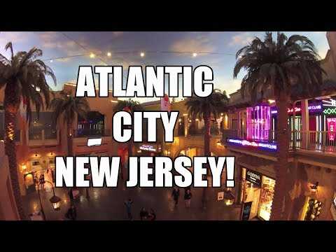 TOUR OF ATLANTIC CITY THROUGH OUR EYES!
