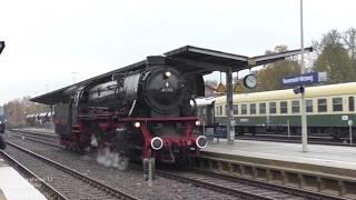 Dampfspektakel Revival Schiefe Ebene 2016