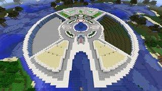 Minecraft - Buildmon: Lake Froakie (Lily Pad)