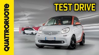 Smart ForTwo 2014 Test Drive