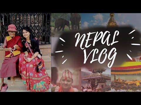 NEPAL VLOG !! EXPLORING POKHRA , FEWA LAKE , KATHMANDU , CHITWAN & MORE !! SOUTH ASIA