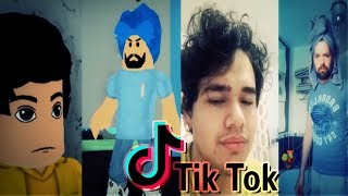 Recreating funny TIK TOKS (Musical.ly) in ROBLOX!