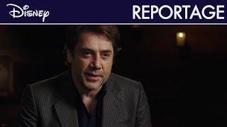Pirates des Caraïbes : La Vengeance de Salazar - Reportage : Les nouveaux personnages
