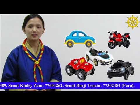 ROVER SCOUT TOY