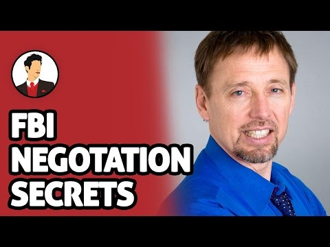 FBI Negotiation Secrets From Former Hostage Negotiator Chris Voss