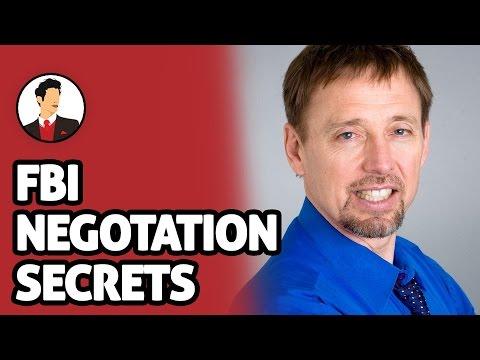 FBI Negotiation Secrets From Former Hostage Negotiator Chris Voss