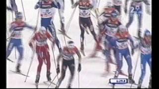 Charlotte Kalla - Tour de Ski 2007/08 - Etapp 8, Final Climb (1 av 3)