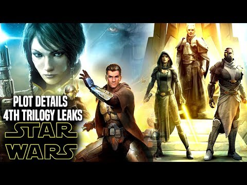 Star Wars 4th Trilogy Plot Details Leaked! (Star Wars News) New Trilogy