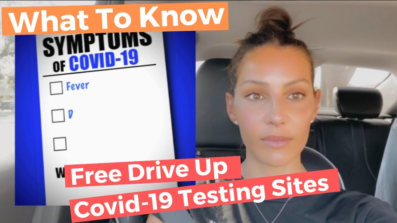 What you need to know about free Covid-19 Testing - What to expect and how the Covid tests are done.