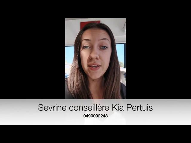 Severine vous présente la nouvelle Kia Xceed