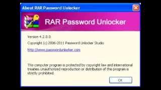 RAR UNLOCKER 4.2.0.0 PASSWORD TÉLÉCHARGER