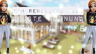 Ich Renoviere das neuste Haus❤| Avakin Life Deutsch