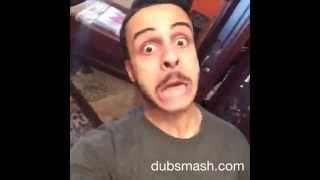 كل فيديوهات Dubsmash بأداء شادي سرور