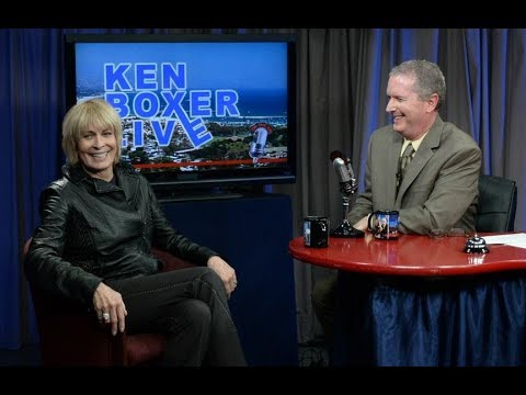 """Ken Boxer Live,"" Joanna Cassidy, Actress and Photographer"