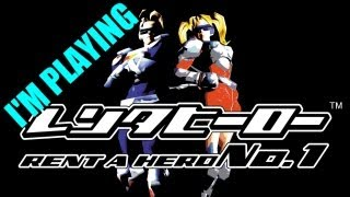 I'm Playing: Rent A Hero No. 1 (Dreamcast)