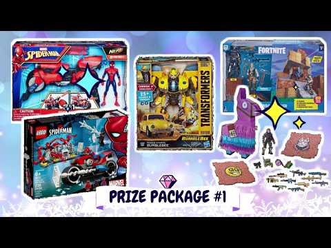 (CLOSED) Huge Christmas Giveaway   Fortnite Toys  #lolsurprisedolls #Fortnite