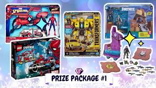 (CLOSED) Huge Christmas Giveaway | Fortnite Toys #lolsurprisedolls #Fortnite