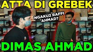 ATTA Marah sama Dimas Ahmad ngaku2 Raffi Ahmad
