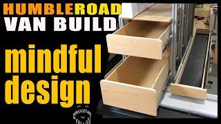 Custom van build this week - Humble Road PROMASTER