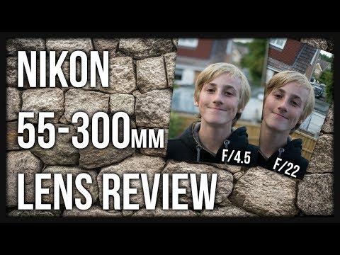 Nikon 55-300mm f/4.5-5.6 VR Lens Review w/ Sample Images