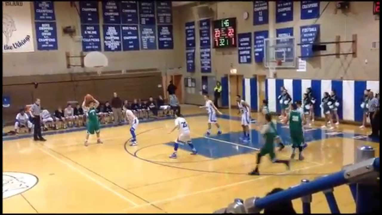 Grand Island High School Boys Jv Basketball Game 1 30 2015