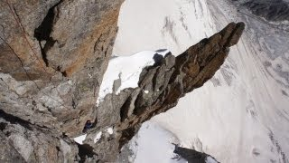 10032_ Pilier Gervasutti Mont-Blanc du Tacul Chamonix Mont6blanc alpinisme escalade