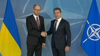 NATO, Ukraine discuss