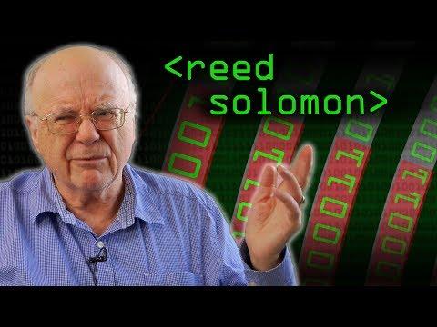 Reed Solomon Encoding - Computerphile