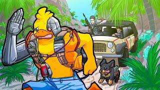 SOBREVIVO en una ISLA TROPICAL REPLETA DE ENEMIGOS (Far Cry 6)