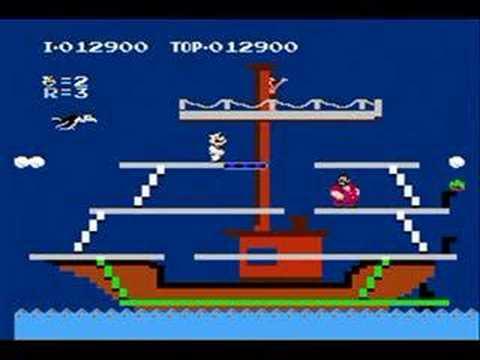 Popeye *NES*