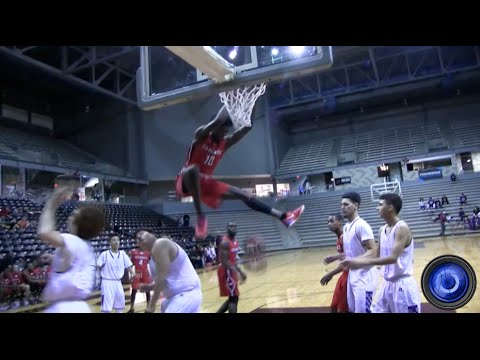 6'4 PG Andrew Jones Will Dunk On Your Whole TEAM! Most Athletic PG In The Country?