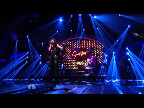 Owl City ft. Carly Rae Jepsen - Good Time (Live @ America's Got Talent 2012)