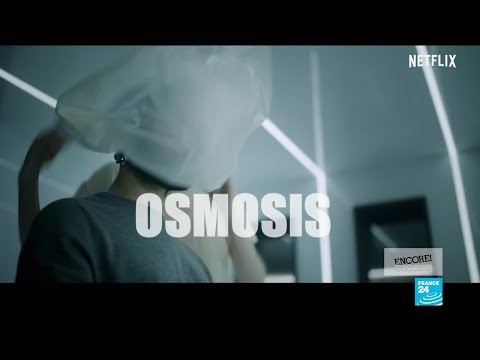 Encore! - TV series show: Futuristic dating nightmares in Paris with sci-fi series 'Osmosis'