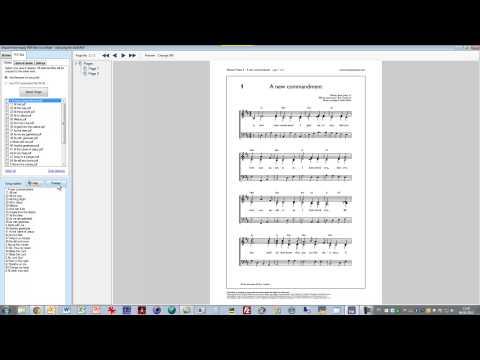 Multi PDF Import