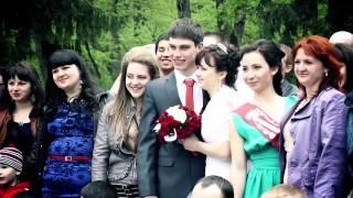 Игорь Алещенко и Надежда Медведева свадьба в городе Пятигорске 2014 год