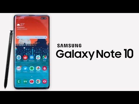 Samsung Galaxy Note 10 Pro – цена, характеристики и дата релиза