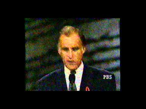 1992 Democratic National Convention Night 1 (Part 1 of 7)