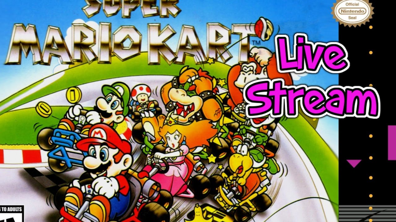 Mario Stream