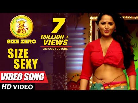 Size Sexy Full Video Song || Size Zero || Arya, Anushka Shetty, Sonal Chauhan || M.M Keeravaani thumbnail